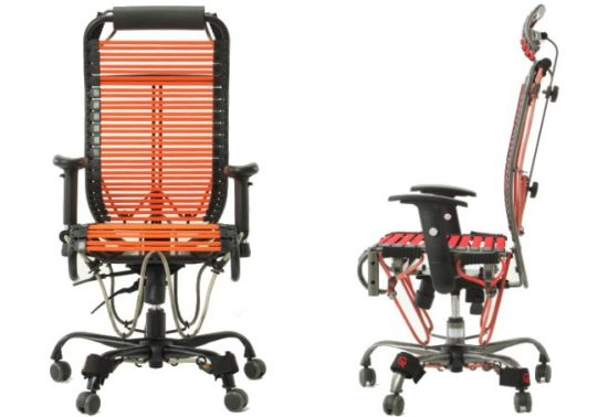 gymgym exercise chair