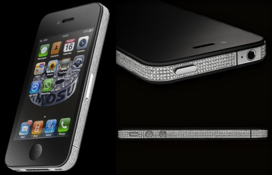 iphone 4 diamond spider