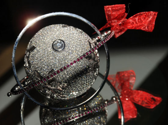 most expensive bauble
