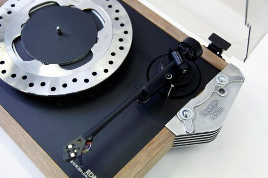 amazing turntable by richard underhill