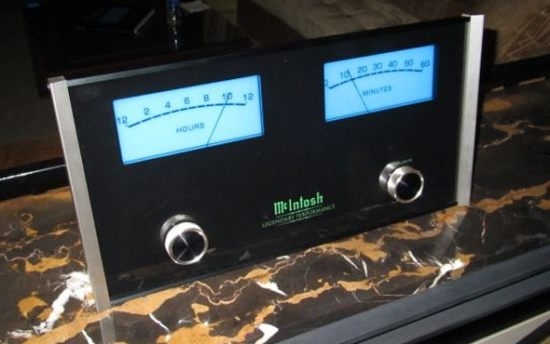 mcintosh wall clock
