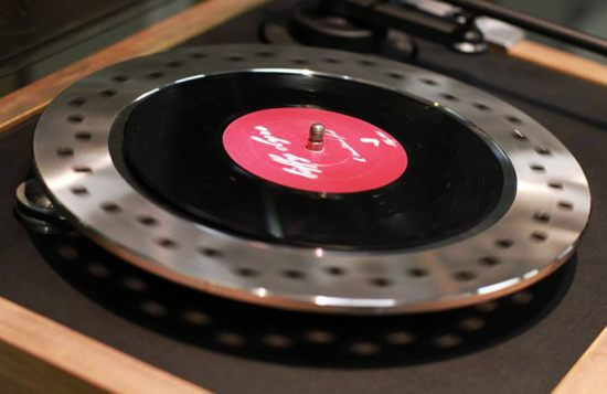 turntable by richard underhill