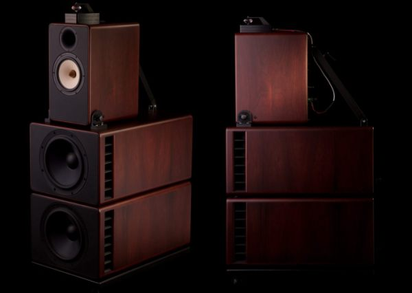trenner friedl duke loudspeakers