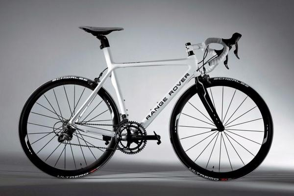range rover evoque concept road bicycle