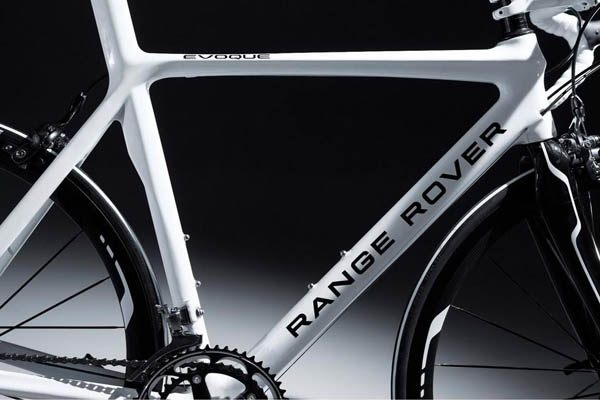 range rover evoque concept road bike