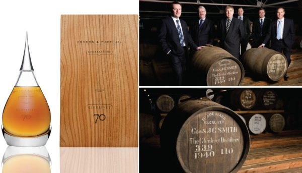 gordon macphails the glenlivet 70 years old
