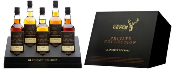 private collection glenlivet decades