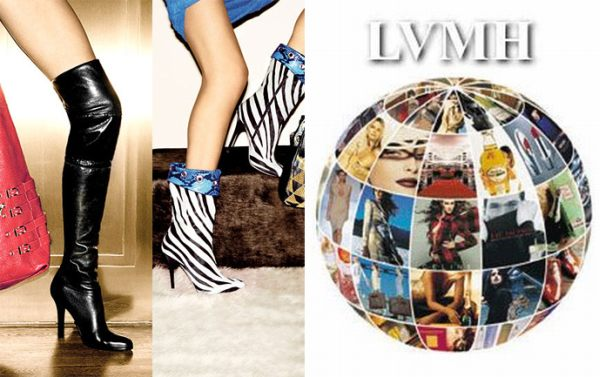 lvmh jimmy choo