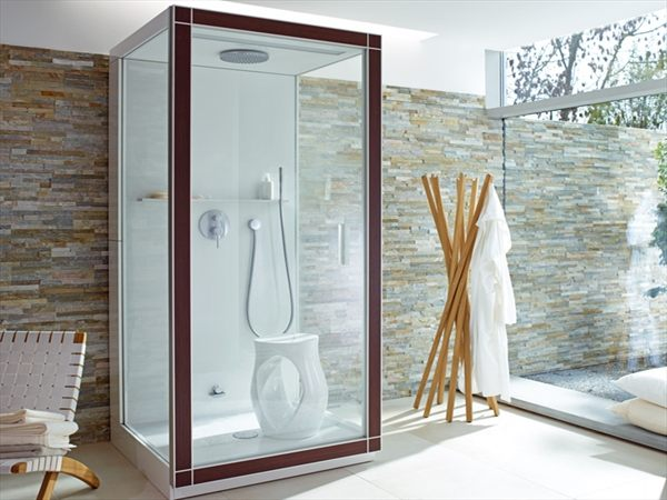 sttrop steam shower by philippe starck for duravit