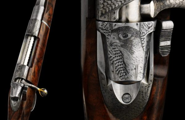 vo falcon edition worlds most expensive rifle