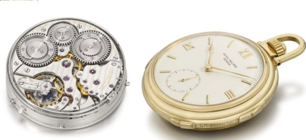 patek philippe clock watch