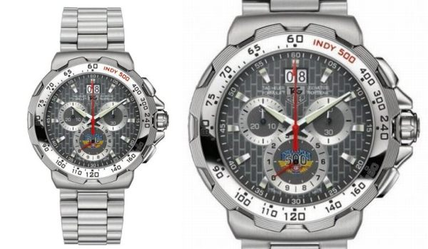 tag heuer indy 500 centennial chronograph